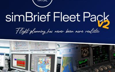 SimBrief Fleet Pack V2